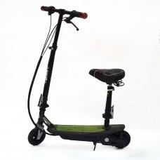 Самокат El-sport Charger 120W c сиденьем (надувное переднее колесо)