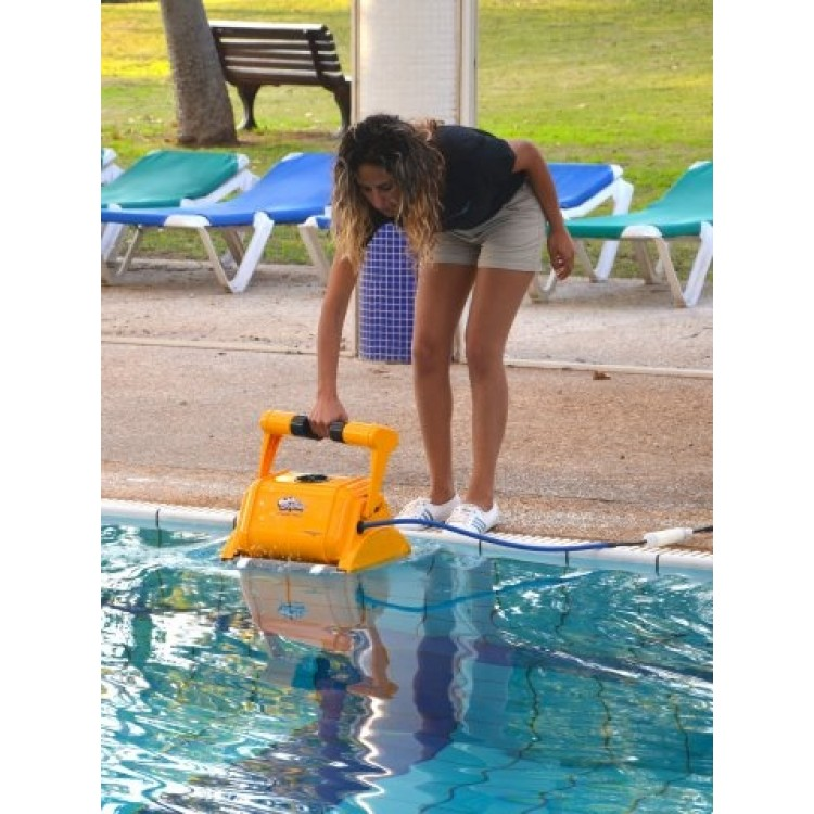 dolphin robotic pool cleaner manual