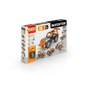 Конструктор Engino Inventor 5030 (50 моделей с мотором)