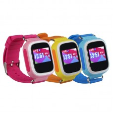 Часы Smart Baby Watch GW100S (IP68, водонепроницаемые)