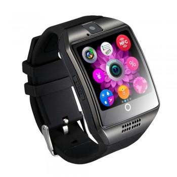 Smartwatch Q18 - умные часы с большим изогнутым дисплеем