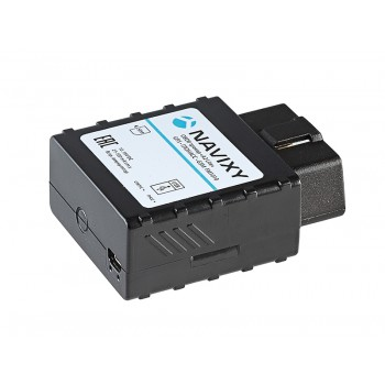 GPS-трекер в порт OBD2 Navixy A2 Lite