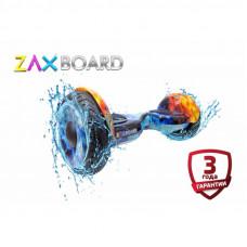 Аква Гироскутер ZAXBOARD ZX-11 Pro (Огонь и лед/Red Blue)