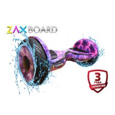 Аква Гироскутер ZAXBOARD ZX-11 Pro (Космос фиолетовый/Galactica)
