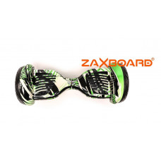 Аква Гироскутер ZAXBOARD ZX-10 Lite (Mauntin/Граффити зеленый)